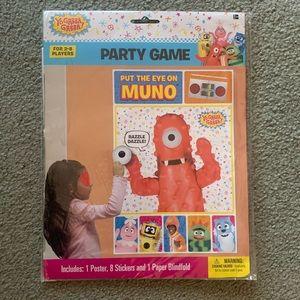 Yo Gabba Gabba party game!